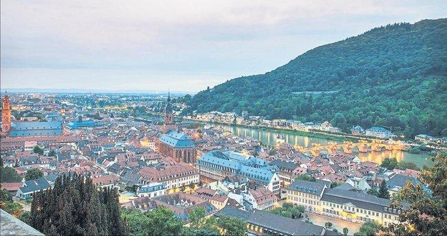 Kalbimi Heidelberg'te kaybettim