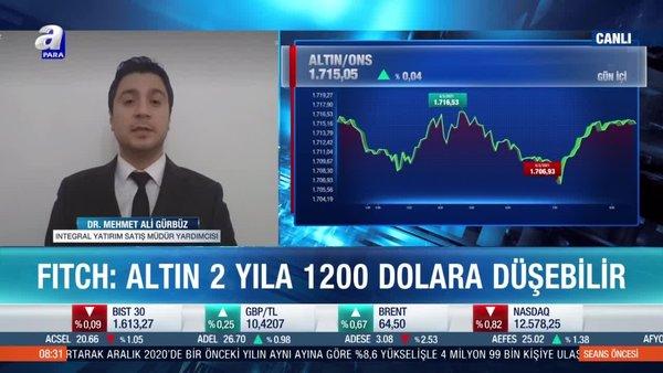 Altın fiyatları düşüşü alım fırsatı mı yaratıyor?