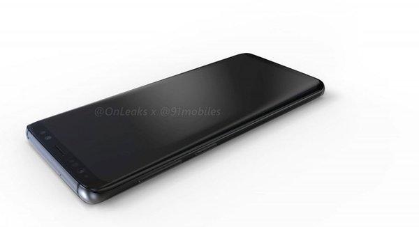 İşte karşınızda Samsung Galaxy S9 ve Galaxy S9+