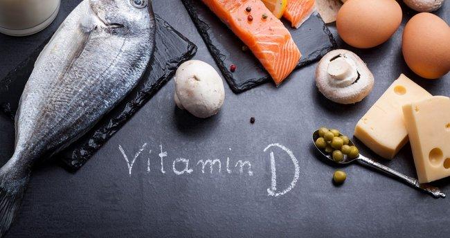 D vitamini eksikliğinde 'solunum enfeksiyonu' riski