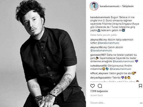 Alişan, Buse Varol ile yaşayacağı evden ilk kez fotoğraf paylaştı! İşte ünlülerin Instagram paylaşımları (08.04.2018)