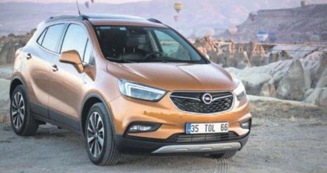 Opel 2017'de 9 bin Mokka X satacak
