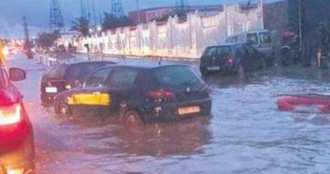 Fas'ta sel nedeniyle 24 kişi öldü