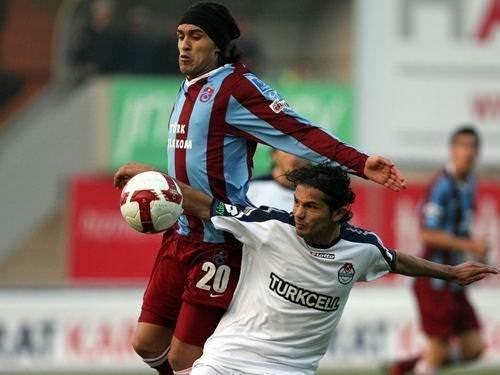 Kasımpaşa - Trabzonspor karşılaşması
