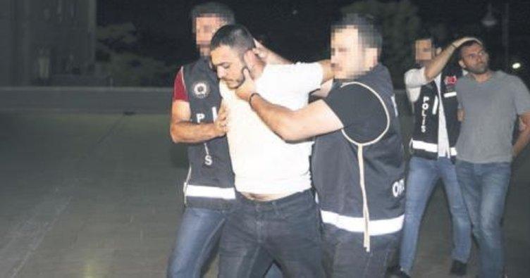 Uyuşturucu baronu tutuklandı