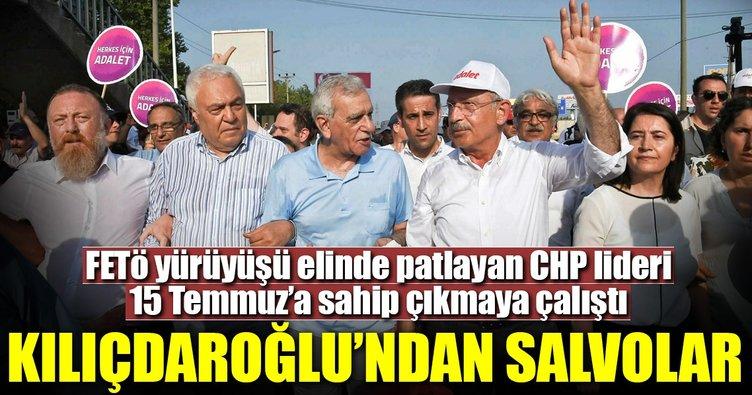 Kılıçdaroğlu 15 Temmuz'a sahip çıkmaya karar verdi