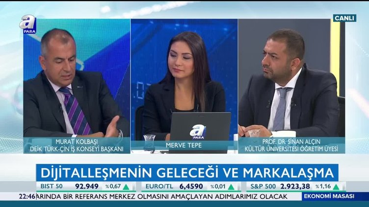 Ekonomi Masası | 29.08.2019