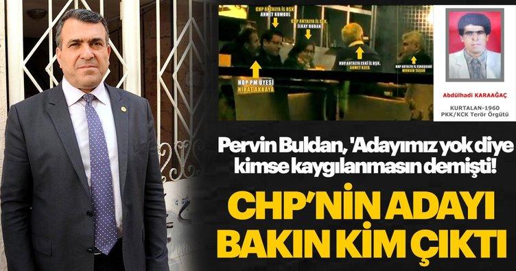 CHP'nin meclis üyesi adayının kim olduğu ortaya çıktı