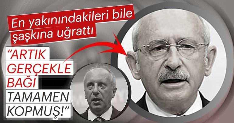 Kemal Kılıçdaroğlu en yakınındakileri bile şaşkına uğrattı