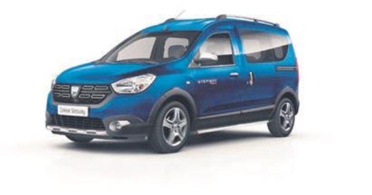 Dacia Doker'e özel seri