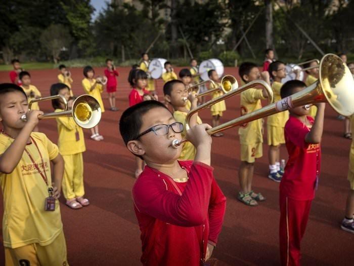 Çin futbolunun efsaneleşen altyapısı