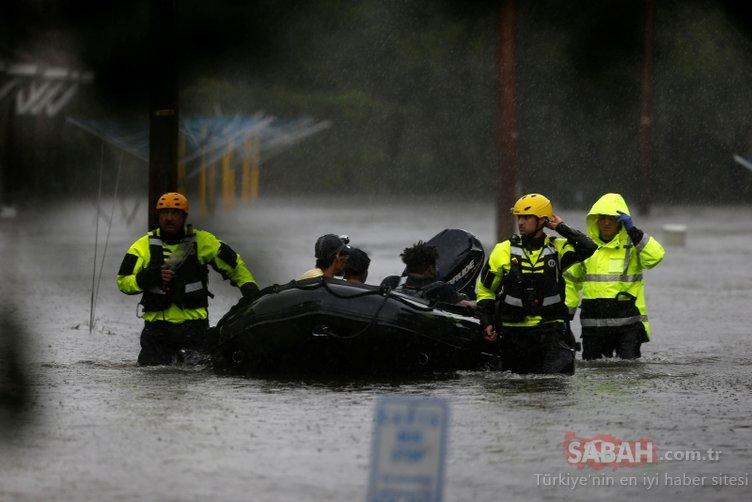Kuzey Carolina felaket bölgesi ilan edildi