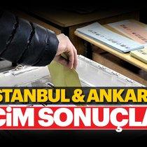 SON DAKİKA | Seçim sonuçları belli oldu! İstanbul Ankara seçim sonuçları konusunda kritik gelişme...