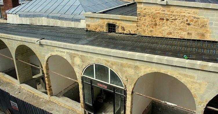 Yozgat'ta restorasyon devam ediyor
