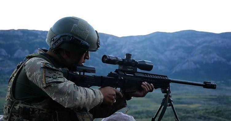 53 terörist etkisiz hale getirildi
