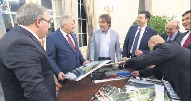 Başbakan'dan İzmir'e müjde