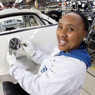 Ruanda'lı Volkswagen!