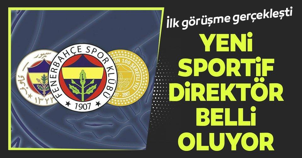 Fenerbahçe'de yeni sportif direktör belli oluyor