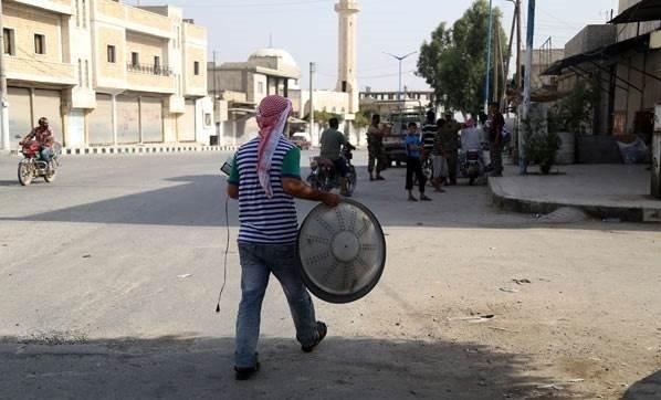 Türk askerinin bastığı yer yeşerdi