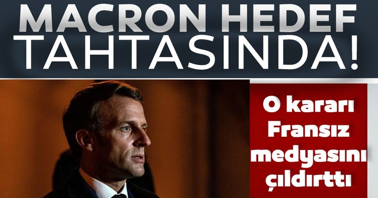 Fransız medyasını çıldırtan yasa