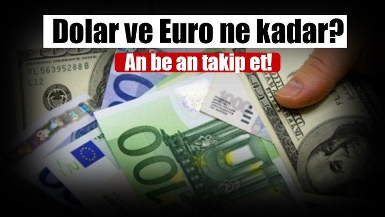 Son dakika haberi | Dolar bugün ne kadar kaç TL? 7 Eylül Dolar ve Euro fiyatları alış satış rakamları burada!
