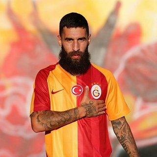 Galatasaray'da oynamak en büyük rüyalarımdandı