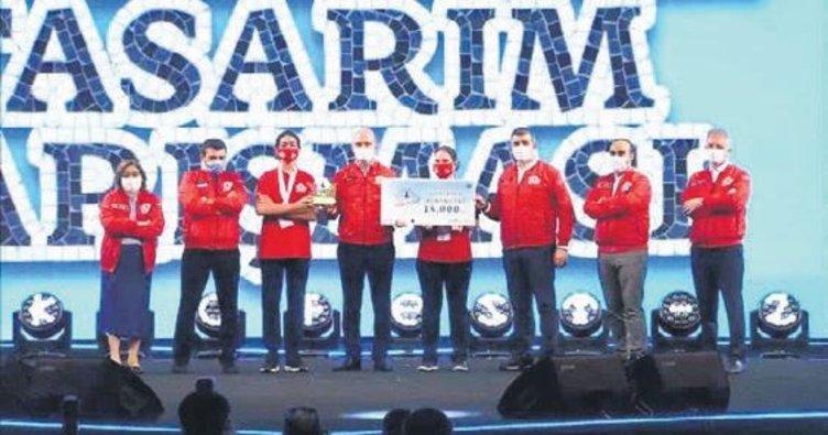 Bahçeşehir TEKNOFEST'te 6 ödül kazandı