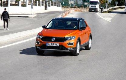 Sürüş: VW T-ROC 1.5 TSI DSG