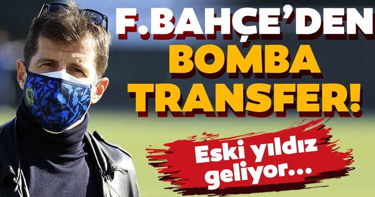 Son dakika Fenerbahçe transfer haberleri: Fenerbahçe'den bomba transfer! Eski yıldız geliyor...