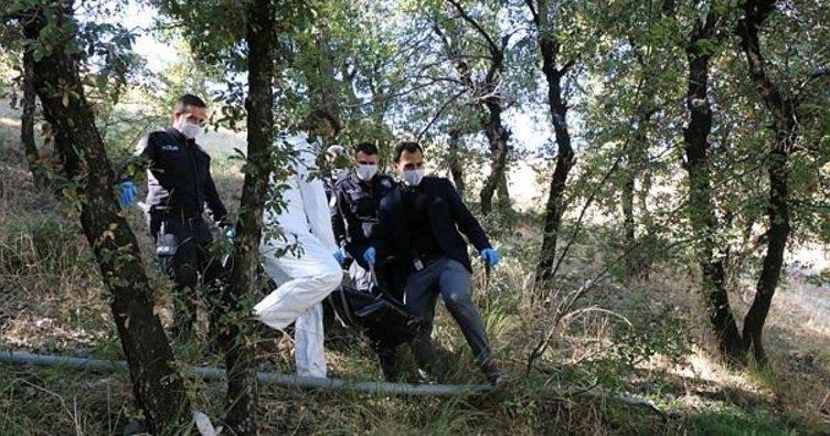 Çürümeye başlayan cesedin kimliği belli oldu! Cesedin kayıp olarak aranan Halil Özen'e ait olduğu tespit edildi