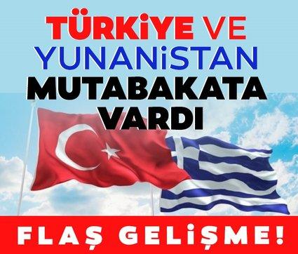 Son dakika: Türkiye ve Yunanistan savunma bakanlıkları 4. tur mutabakatına vardı!