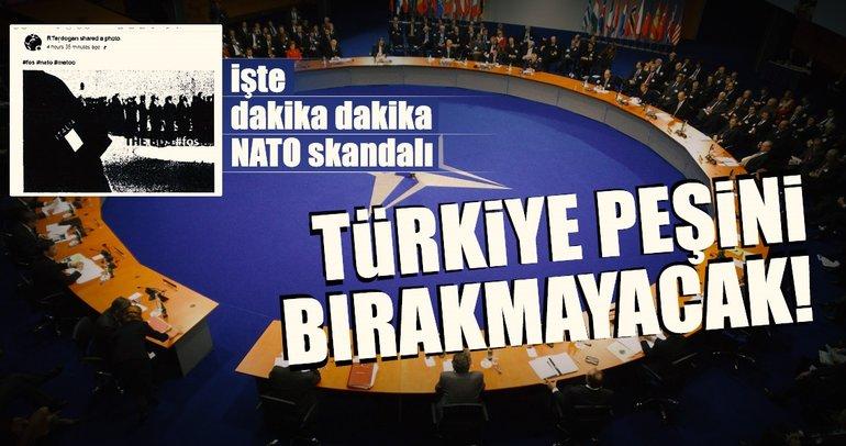 NATO skandalının arkasındaki yazışmalar