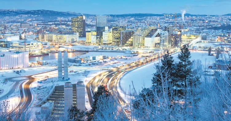 Vikinglerin mirası Oslo