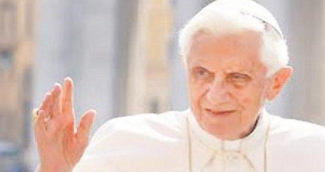 Eski Papa: En hassas ziyaretimi Türkiye'ye yaptım