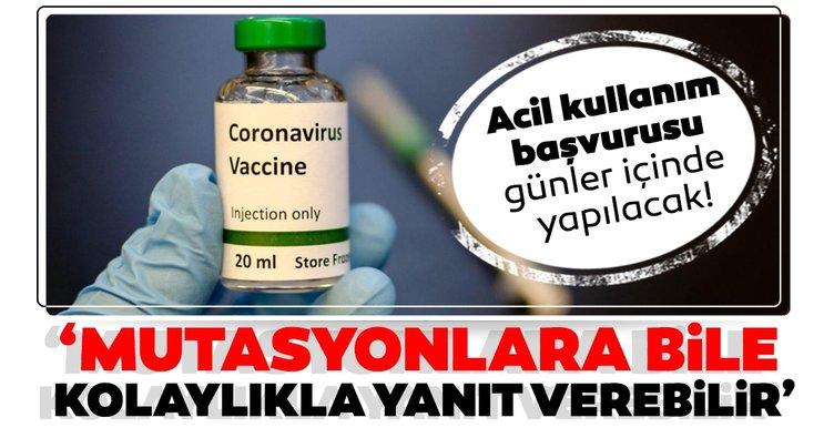 Son dakika haberi: Corona virüs aşı denemelerinde %95 etkili oldu! Mutasyonlara bile yanıt verebilir...