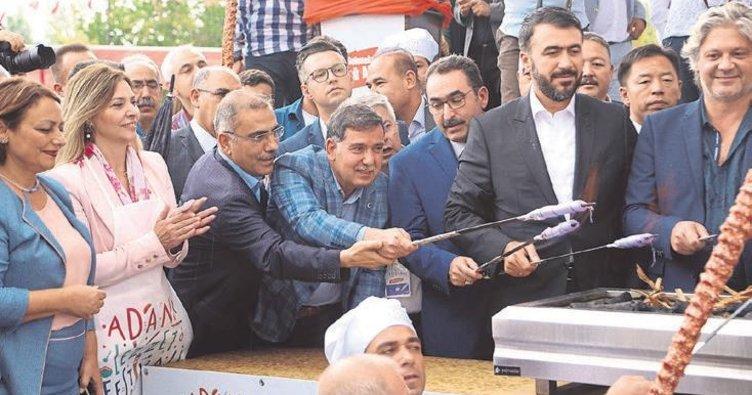 Festival Adana'nın tanıtımına katkı sağladı