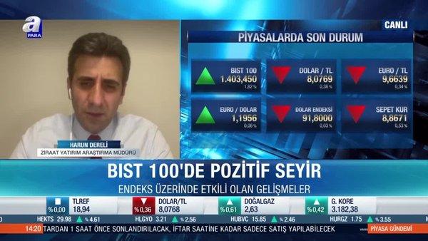 Harun Dereli: Gelişen ülke piyasalarına nakit akışında sıkıntı var