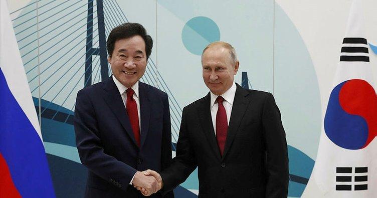 Putin'den Japonya'ya barış önerisi