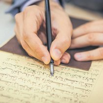 Her hattatın hayali Kur'an-ı Kerim'i yazmaktır