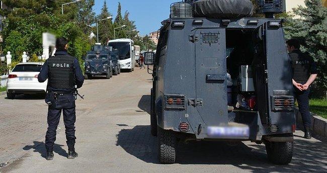 DBP'li Malazgirt Belediye Başkanı Halis Coşkun gözaltına alındı