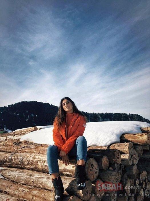 Üniversiteli Dilara Özkan Türkiye'nin her köşesini otostopla gezdi