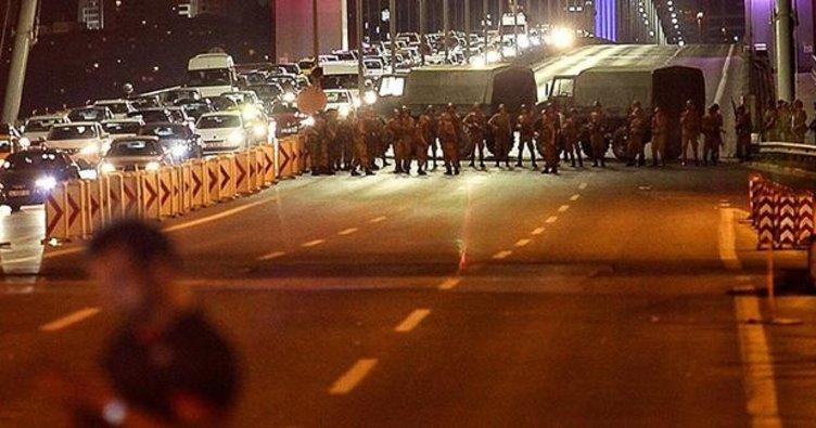 15 Temmuz Şehitler Köprüsü davasında sanıkların yargılanmasına devam ediliyor