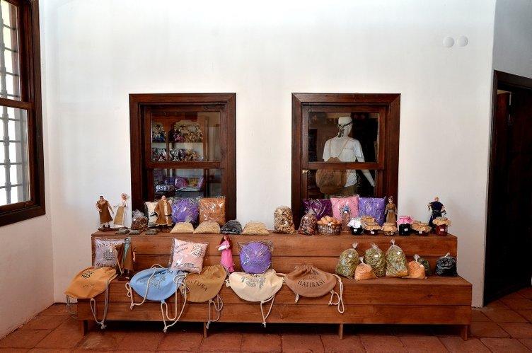 Hattuşa'daki 350 yıllık konağa turist ilgisi