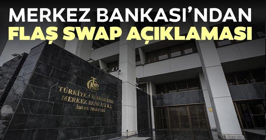Son dakika haberi: TCMB Başkanı Murat Uysal'dan 'Swap' açıklaması