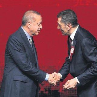 Erdoğan'ın liderliği vurgusu