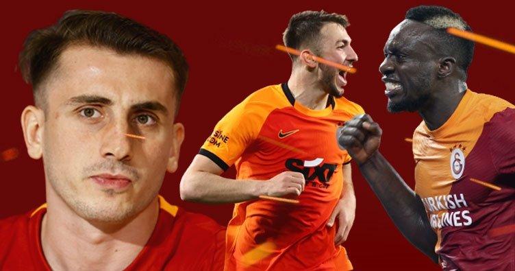 Son dakika: Galatasaray'ın dev Kerem Aktürkoğlu planı! Diagne ve Halil Dervişoğlu transferi...