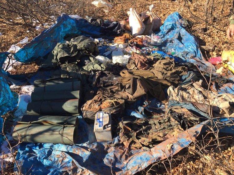 Bingöl'de PKK'ya ait 6 sığınak bulundu!