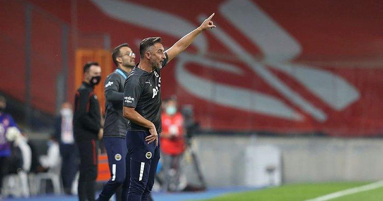 Vitor Pereira'dan Başakşehir maçı sonrası taraftarlara mesaj! Bu takıma güvensinler