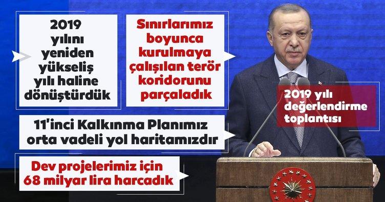 Son Dakika Haberi: Başkan Recep Tayyip Erdoğan'dan Ankara'da önemli mesajlar