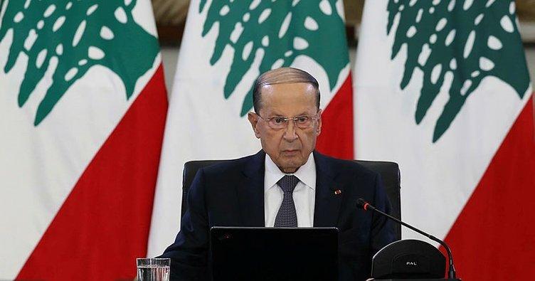 Lübnanlı mahkumlar genel af talebiyle hapishanede yangın çıkardı